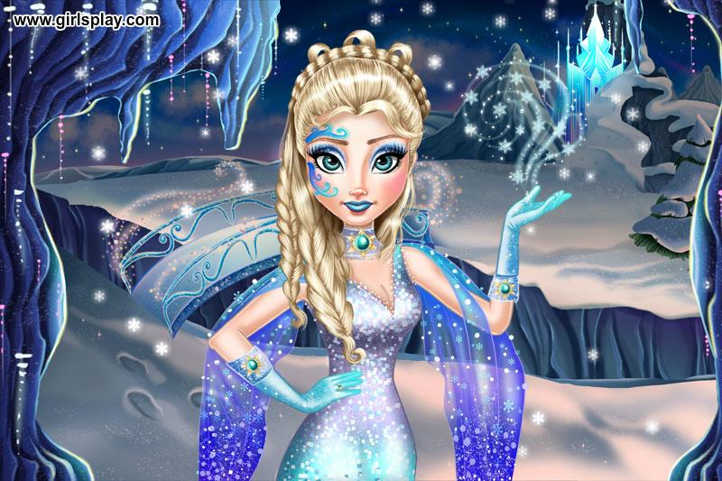 La reine des neiges - Elsa la reine des neige ...
